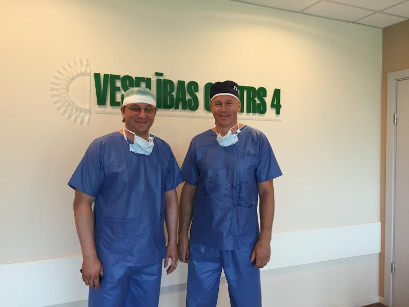 Доктор клиники EVC получил новые знания по лечению вен клеем