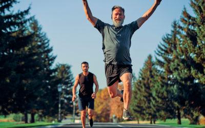 Maratonile kohe pärast veenioperatsiooni? Pole probleemi
